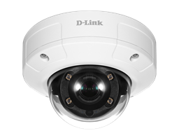 DCS-4605EV 5-Megapixel Vandal-Proof Outdoor Dome Camera