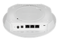 DWL-7620AP Wireless AC2200 Wave 2 Tri-Band Unified Access Point Back Underside