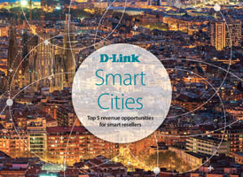 Smart Cities - 5 Top Revenue Opportunities for resellers guide thumbnail
