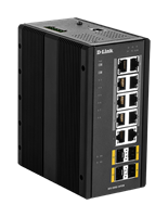 DIS-300G-14PSW Industrial Managed Switch