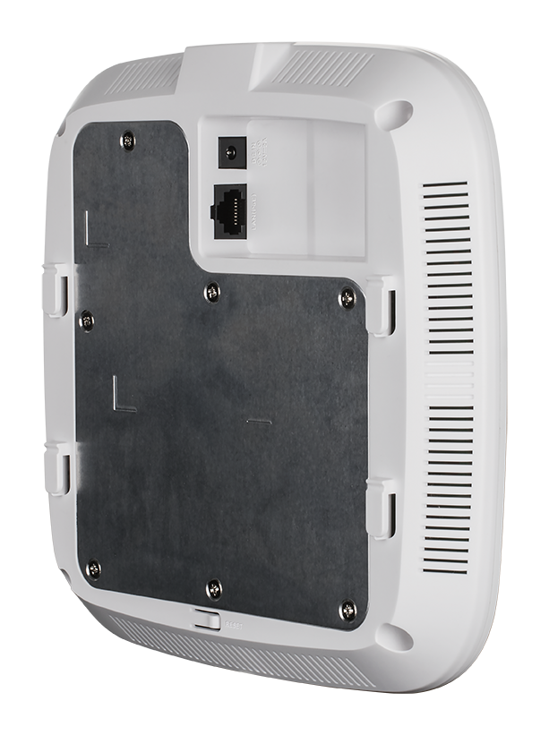 Side back of DAP-2680 Wireless AC1750 Wave 2 Dual-Band PoE Access Point