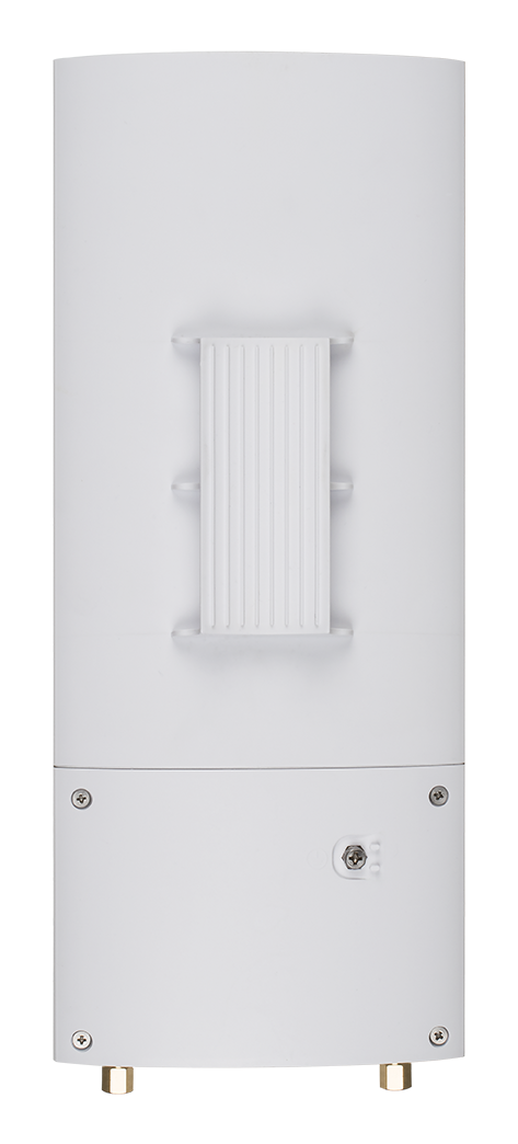DBA-3620P Nuclias Wireless AC1300 Wave 2 Cloud‑Managed Outdoor Access Point - back view.