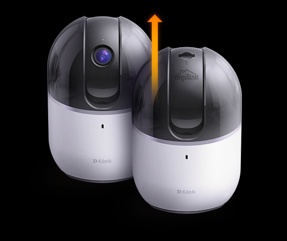 Physical Privacy Mode Security Camera