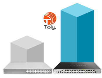 Tolly Certified Switch