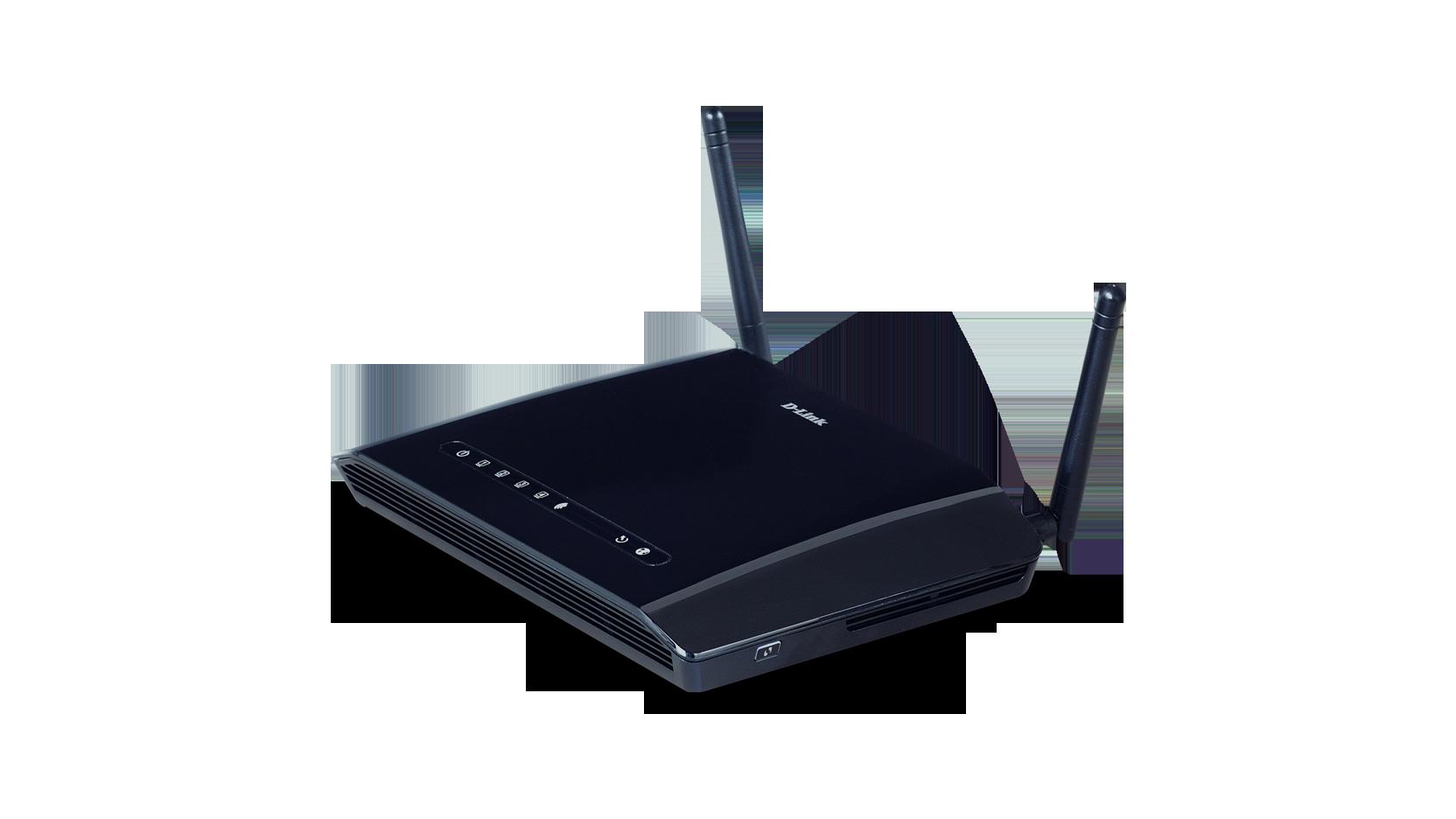 DSL-2740B Wireless N300 ADSL2+ Modem Router   D-Link Sweden