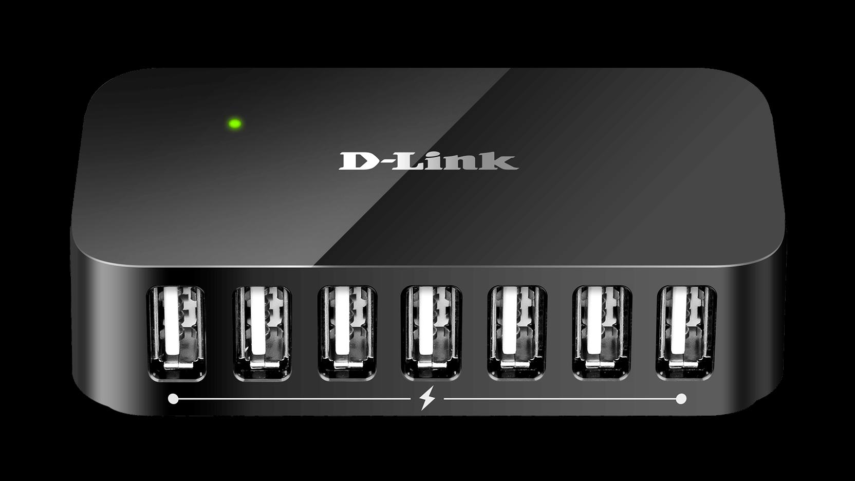 DUB-H7 7-Port USB 2.0 Hub