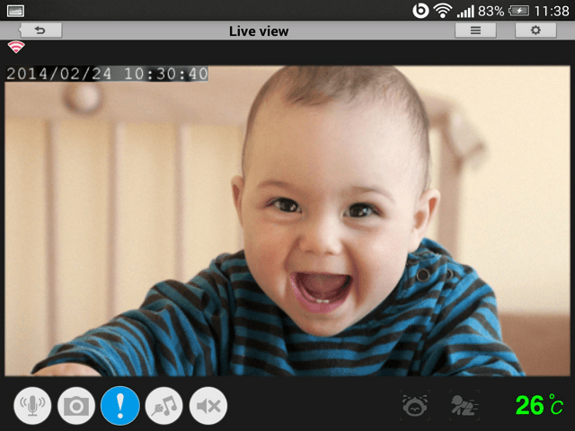 How_To_configure_and_install_my_Eyeon_Baby_camera
