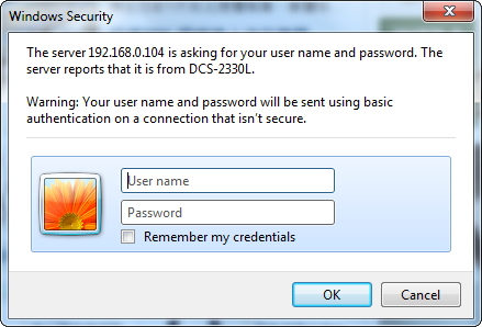 how to set administrator password