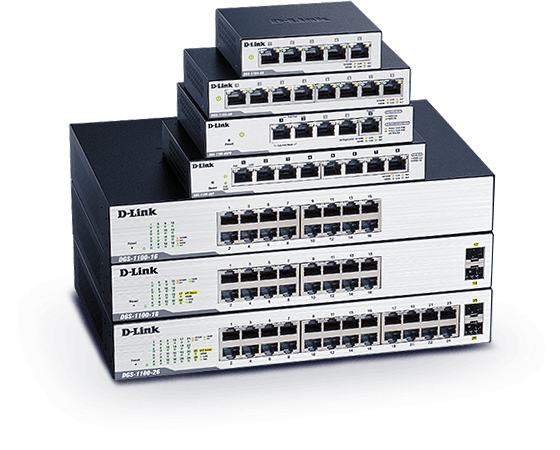 D-Link Business Switches