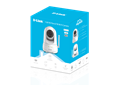 The box of the DCS-8525LH mydlink Full HD PT Indoor Camera