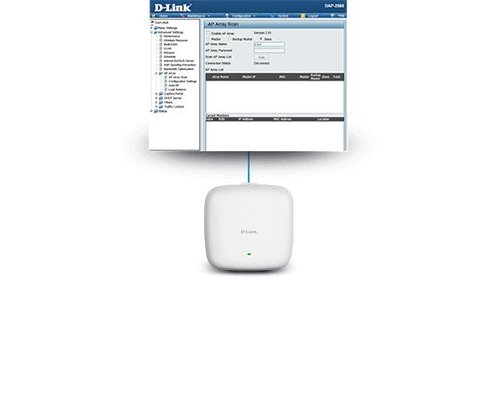 Standalone D-Link Access Point