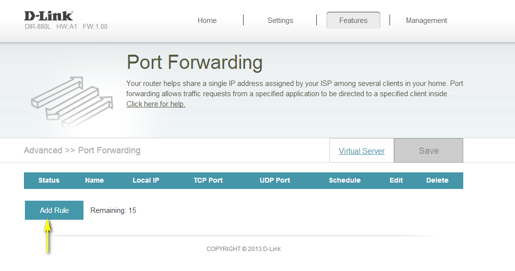 How do I configure Port Forwarding on my router? | D-Link UK