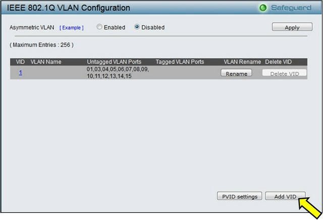 How to configure Voice VLAN on my DGS-1210 | D-Link UK