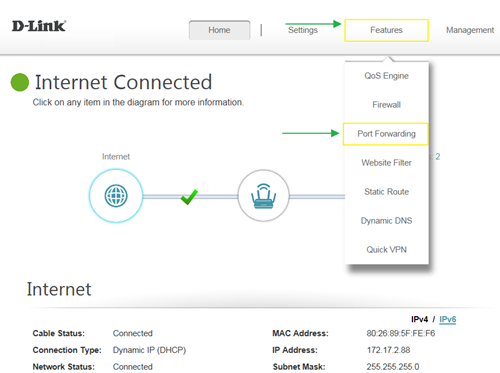 How do I open ports for routers? | D-Link UK