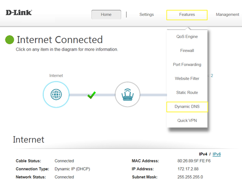 How do I configure Dynamic DNS on my router?   D-Link UK