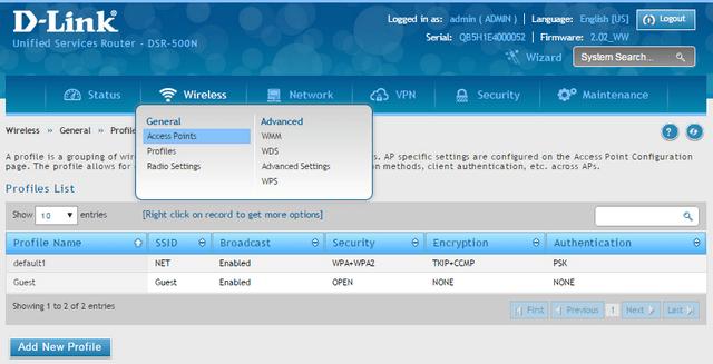 How to Setup Captive Portal - DSR-Series – FW 2 x   D-Link UK
