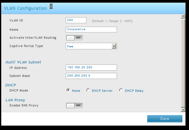 How to Create Multi-SSIDs and VLANs - FW 4 4 x | D-Link UK