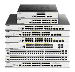 DGS-3000 Series SDN enabled Gigabit L2 Managed Switches