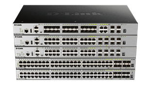 DGS-3630 Series SDN enabled Layer 3 Gigabit Managed Switches