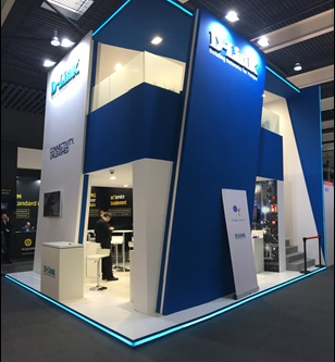 D-Link MWC 2018 Barcelona Two Storey Booth