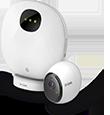 Для дополнительной камеры DCS-2800LH требуется концентратор DCS-H100, входящий в состав DCS-2802KT.