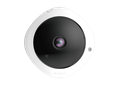 DCS-4625 5-Megapixel Panoramic Fisheye Camera - top view