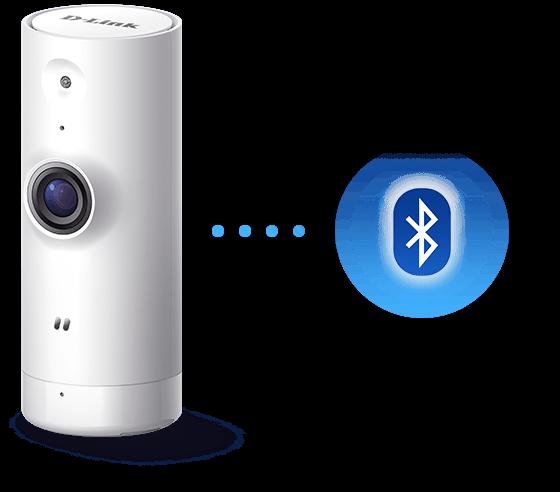 Fácil configuración con bluetooth