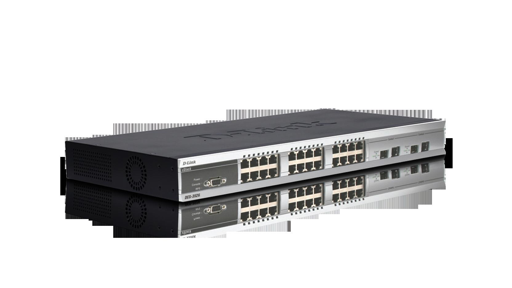 D-Link DES-3526 Switch Drivers (2019)