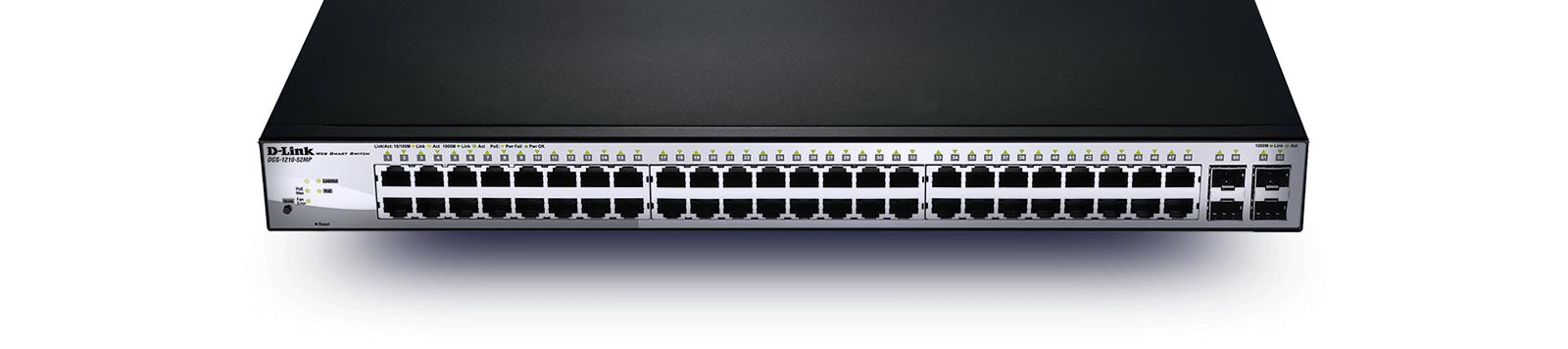 D-Link Assist for DGS-1210 Smart Managed Gigabit Switches