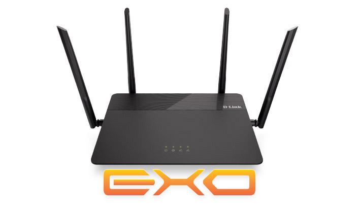 DIR-878 EXO AC1900 MU-MIMO Wi-Fi Router