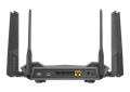 DIR-X5460 AX5400 Wi-Fi 6 Router - back view.