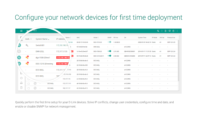 D-Link Network Assistant DNA