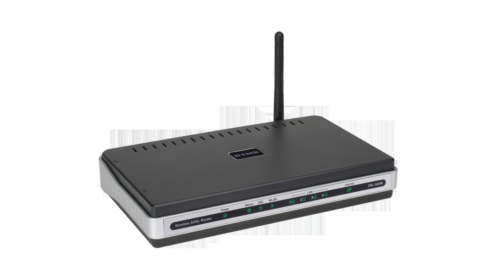 DSL 2641B Wireless G ADSL2 Modem Router