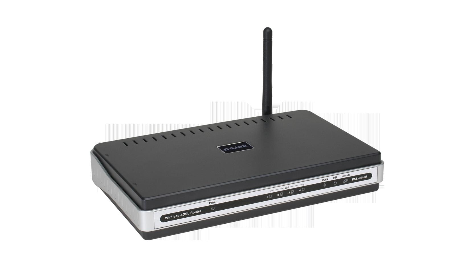 DSL-2640R Wireless G ADSL2+ Modem Router | D-Link UK