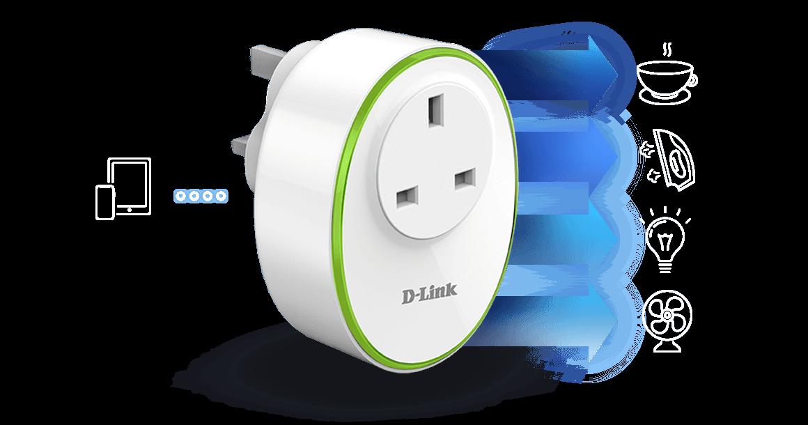 DSP-W115 mydlink Wi-Fi Smart Plug | D-Link UK
