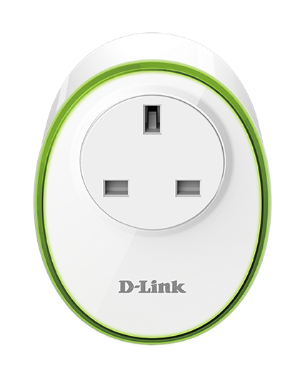 DSP-W115 Wi-Fi Smart Plug UK