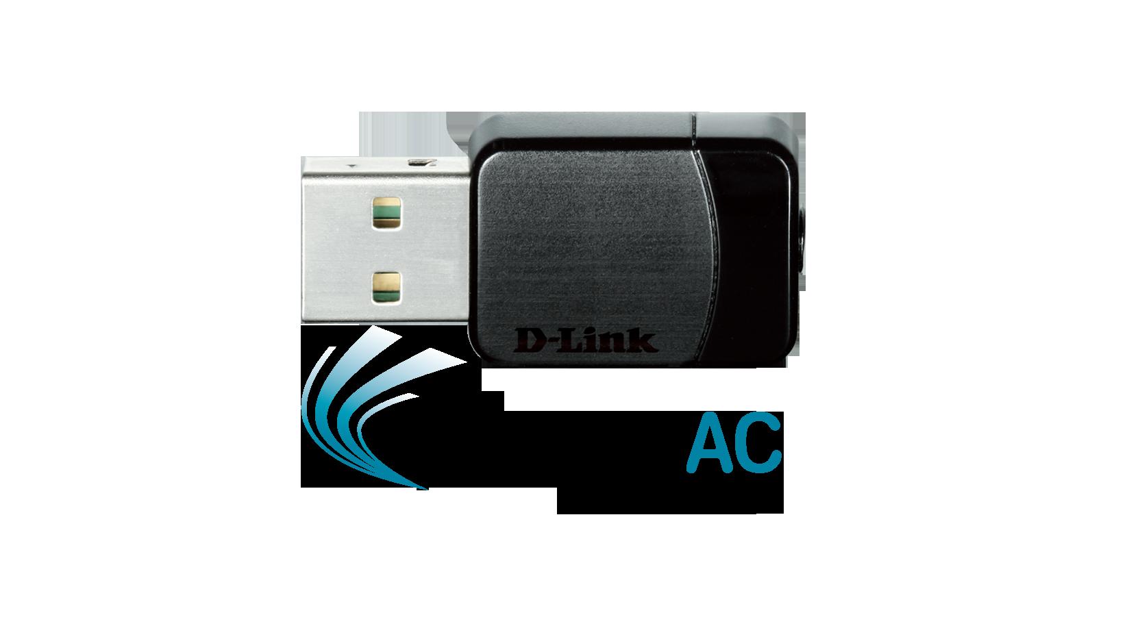 Ac600 Mu Mimo Wi Fi Usb Adapter D Link Uk