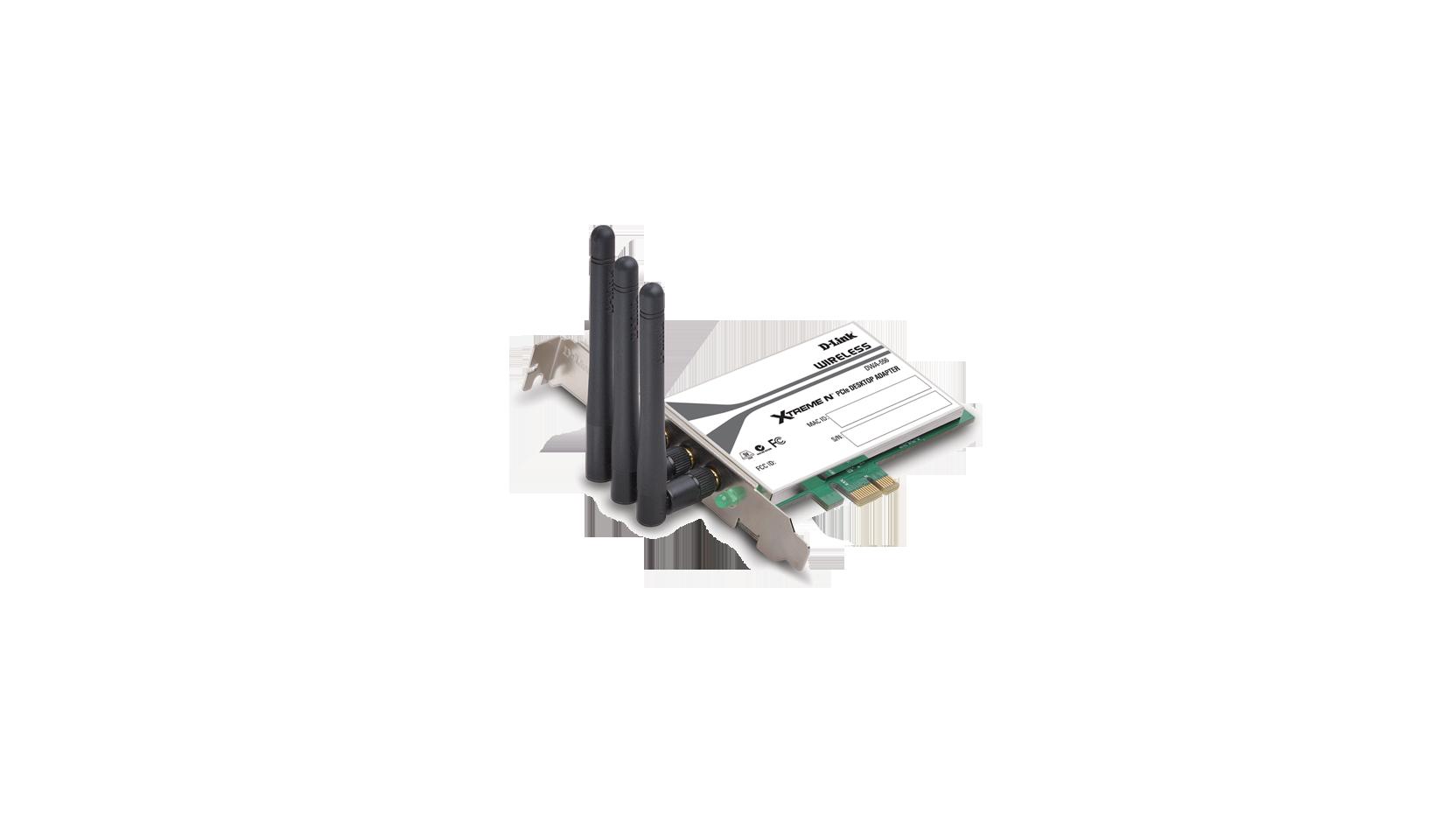 D-Link DWA-566 PCIe Adapter Windows Vista 32-BIT
