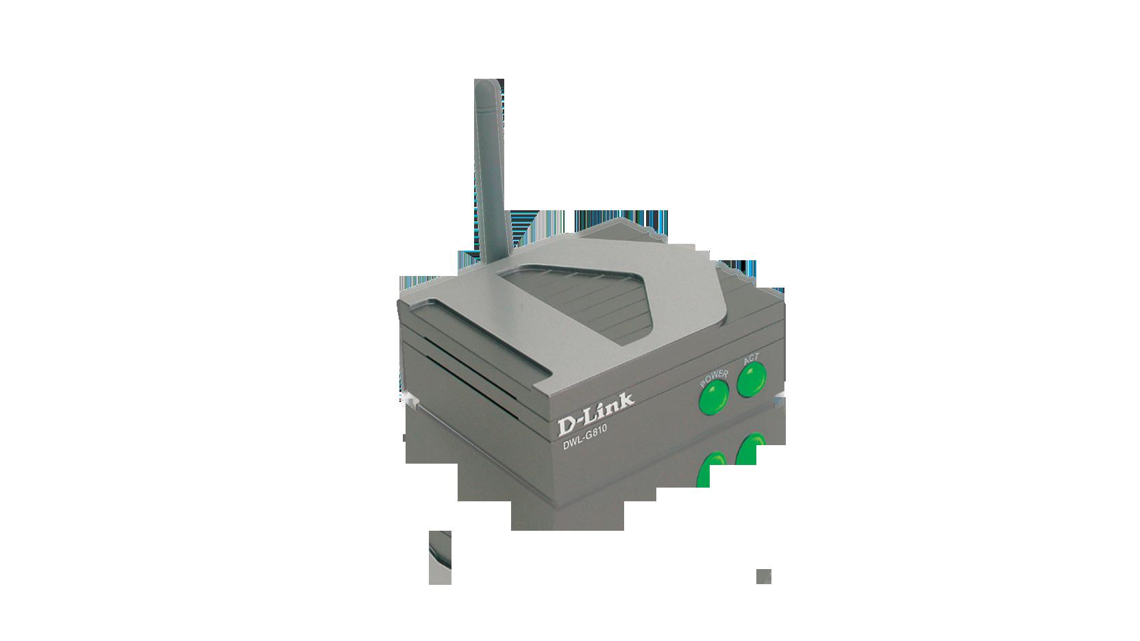 Download Driver: D-Link DWL-G810