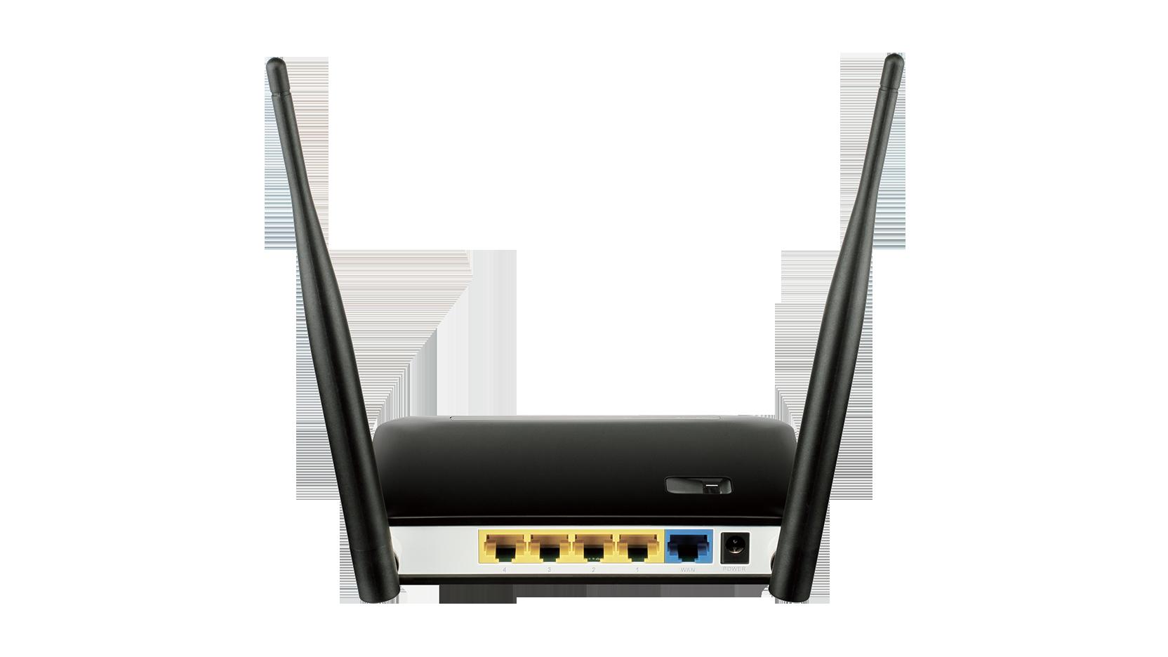 Wireless N300 Multi-WAN Router | D-Link UK