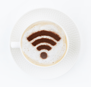 DWR 932 - Wifi coffee