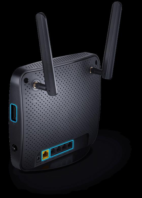 DWR-953 Wireless AC1200 4G LTE Multi-WAN Router | D-Link UK
