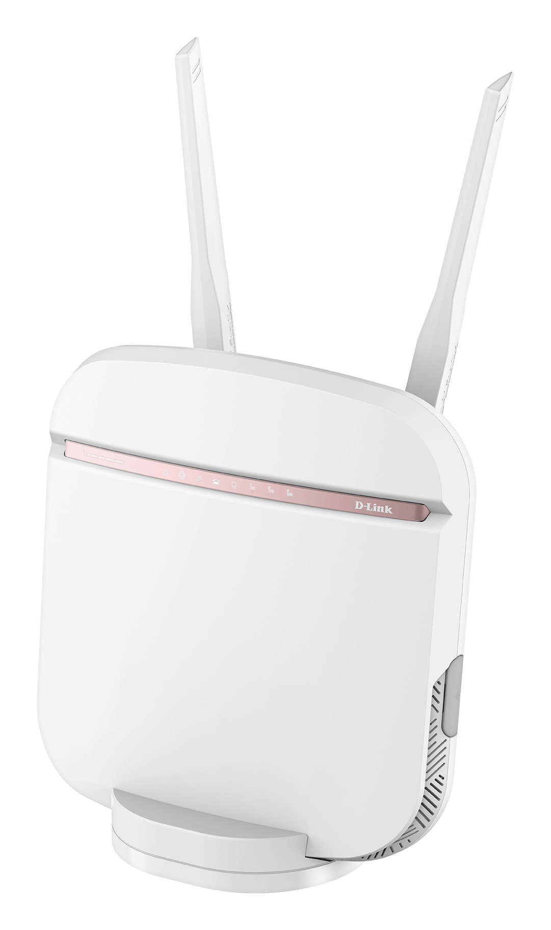 DWR-978 - 5G AC2600 Wi-Fi Router - Left side view.
