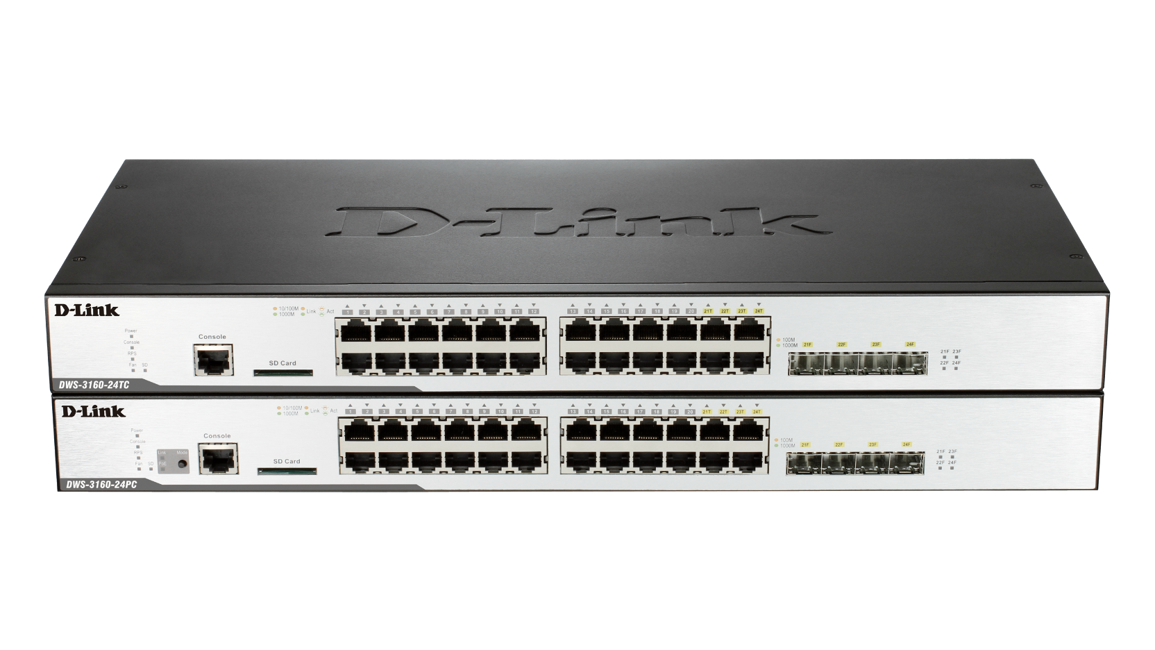 D-Link DWS-3160-24PC Wireless Access Point Drivers for Windows 7