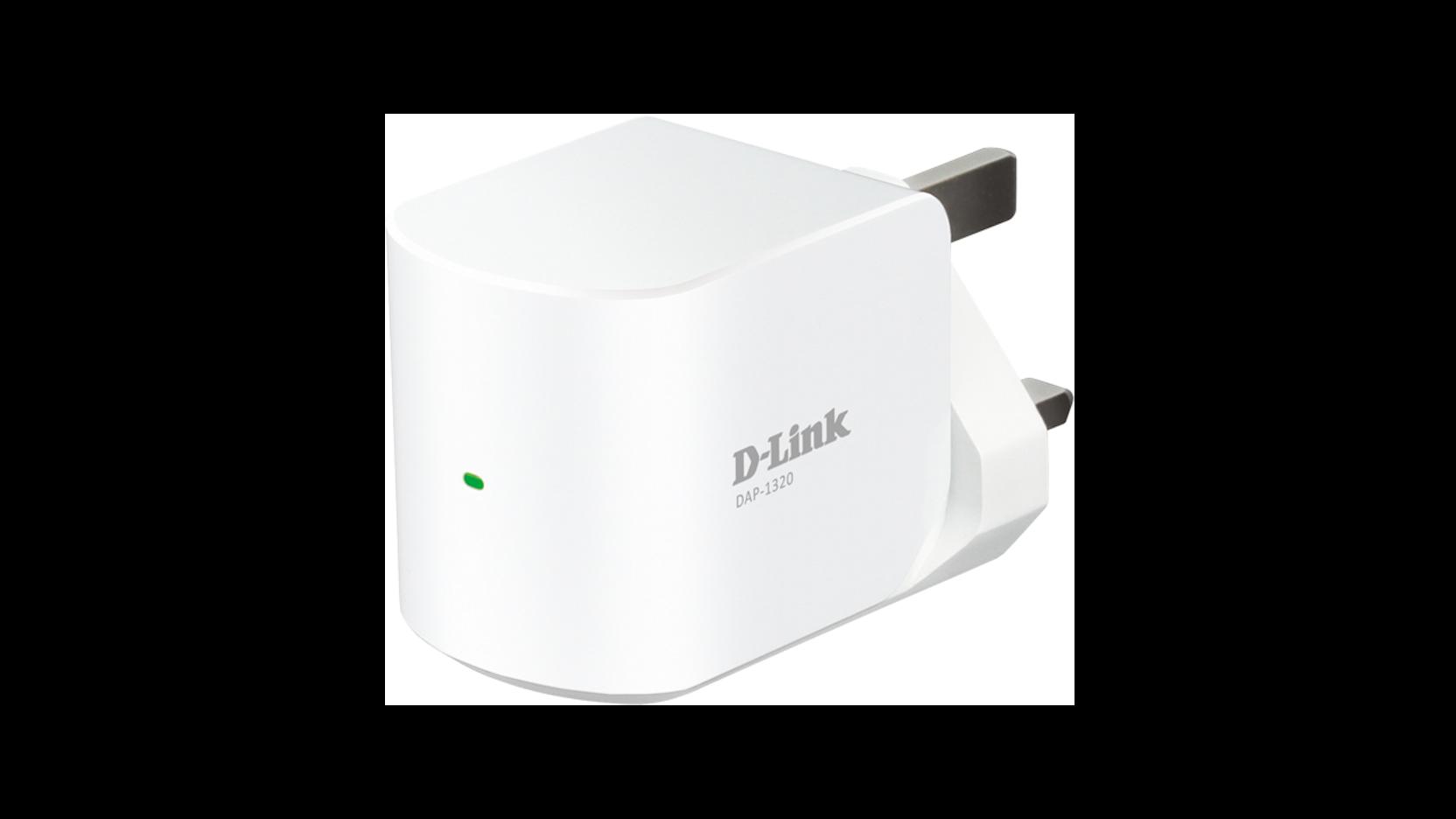 D-Link DAP-1320 Wireless-N 300Mbps Wireless Range Extender WiFi Signal Repeater