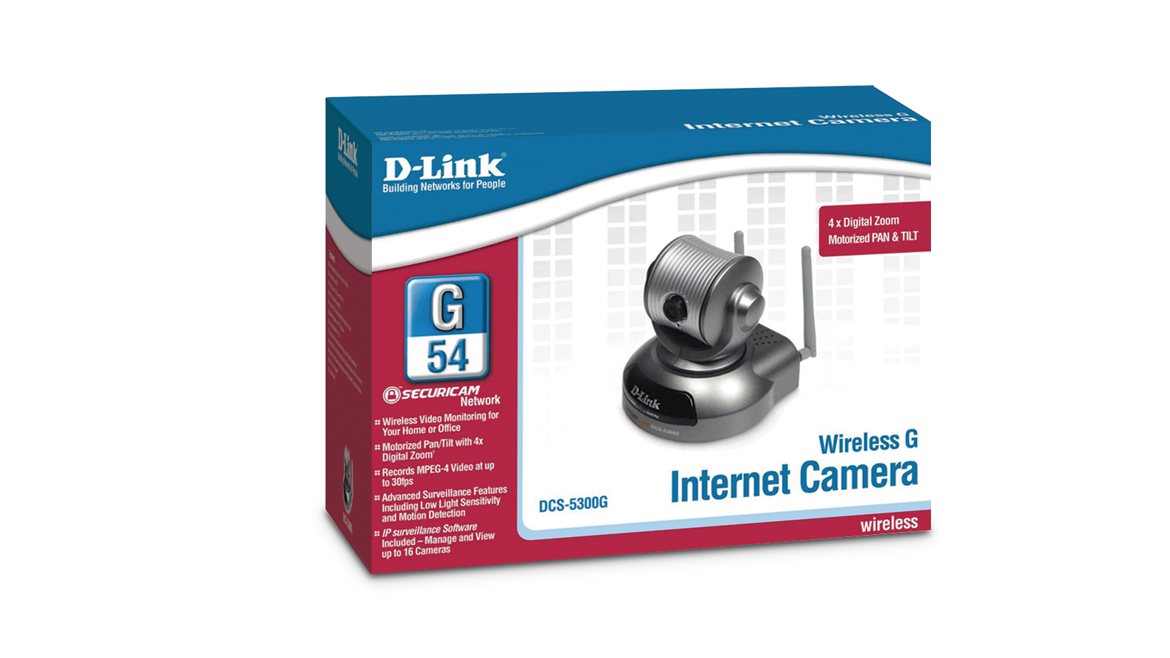 D-LINK DCS-5300G CAMERA WINDOWS DRIVER