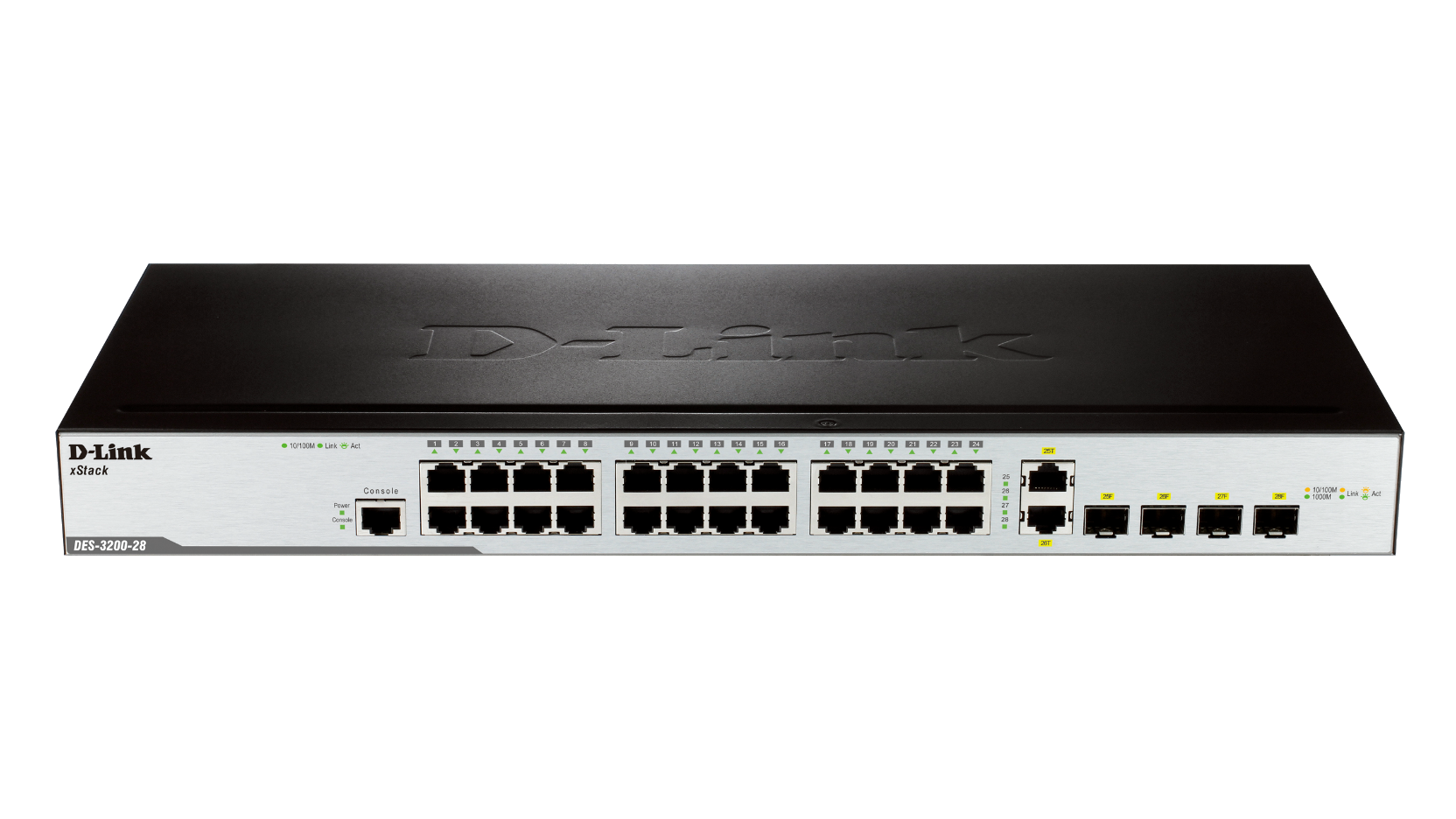 D-Link Systems Inc DES-3200-52 Series Layer 2 Managed Switch