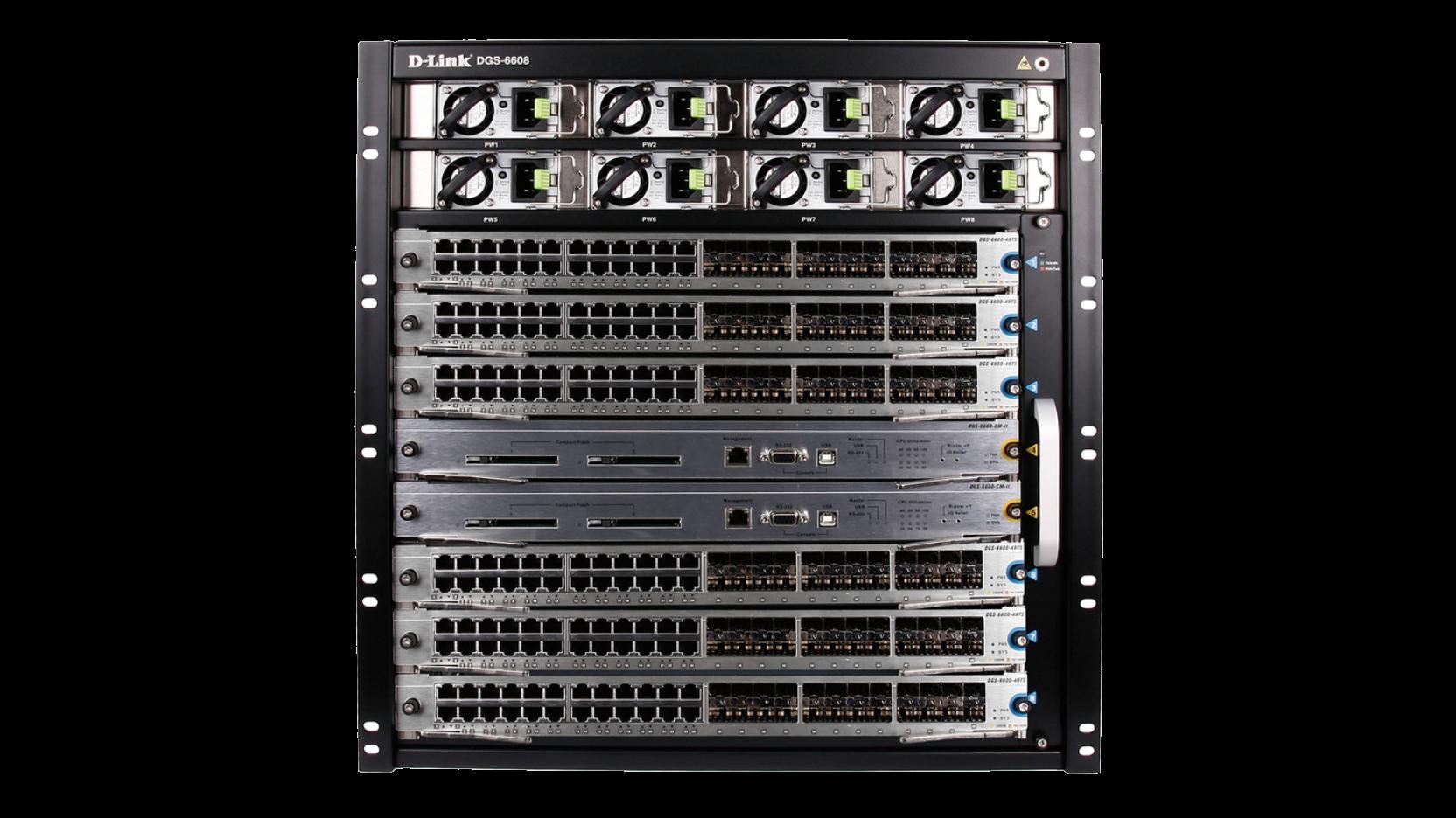 D-Link DGS-6604 Switch Driver