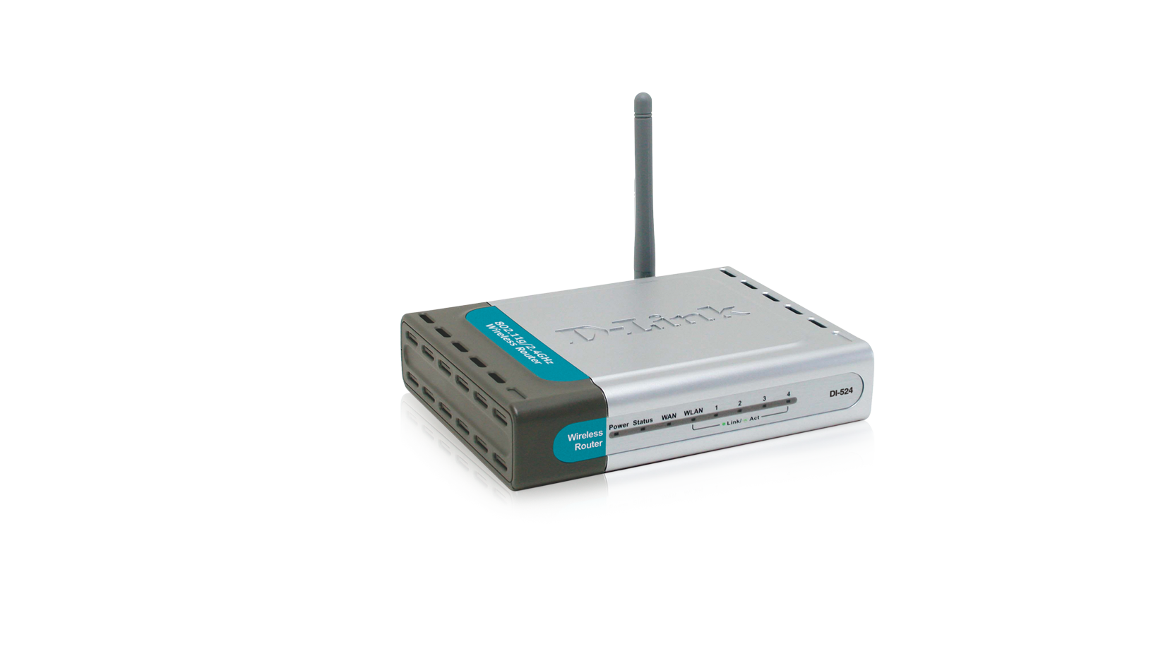 DI-524 802 11g Wireless Broadband Router | D-Link UK