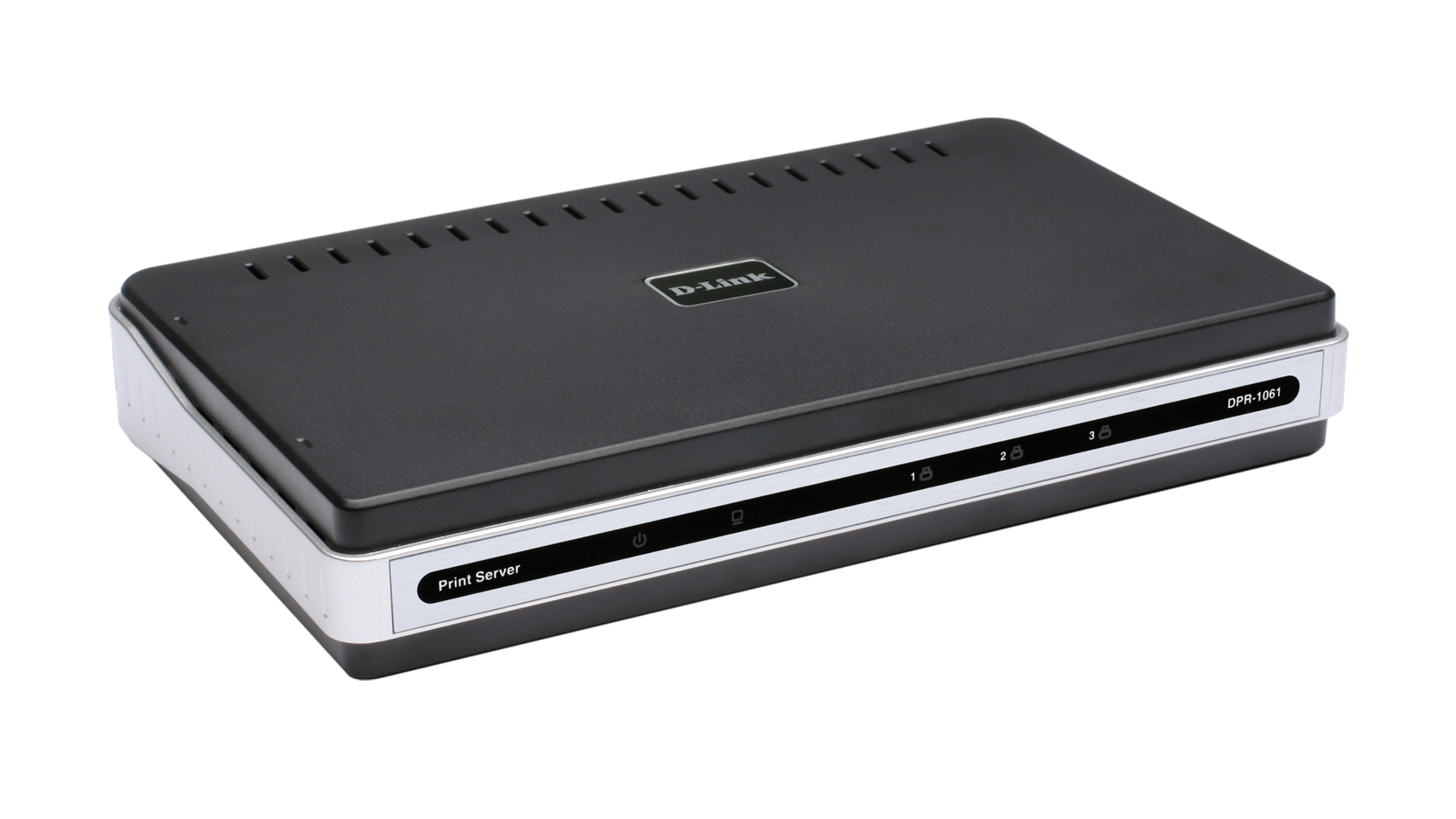 DPR-1061 3-Port Multifunction Print Server